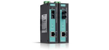 Convertitori Ethernet - Fibra Ottica
