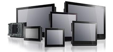 Computers da pannello & Displays moxa