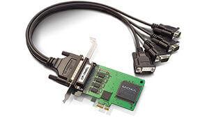 Schede seriali PCIe/UPCI/PCI