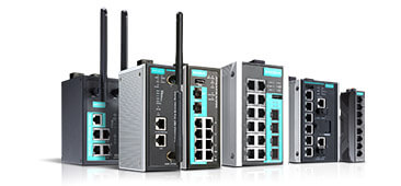 router industriali Moxa